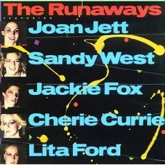 the runaways - the best of the runaways CD 1987 polygram used mint