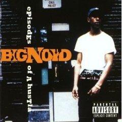 big noyd - episodes of a hustla CD 1996 tommy boy 11 tracks used mint