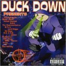 duck down presents - the album CD 1999 priority 15 tracks used mint