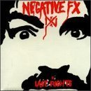 negative fx & last rights CD 1996 taang! records 25 tracks used mint