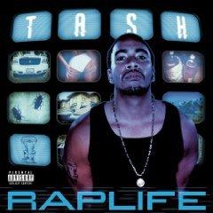 tash - rap life CD 2-disc set includes loud sampler 1999 loud columbia used mint