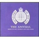 ministry of sound - the annual mixed by boy george and pete tong CD 1995 2-disc box used