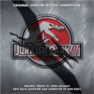 jurassic park III - original motion picture soundtrack CD 2001 universal used mint