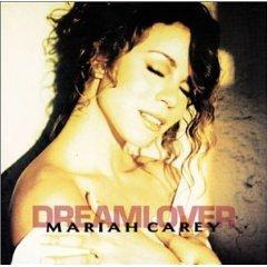 mariah carey - dreamlover CD single 1993 sony 6 tracks used mint