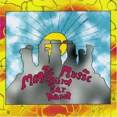 third ear band - magic music CD 1997 blueprint made in austria new factory sealed