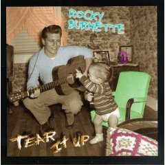 rocky burnette - tear it up CD 1996 core navarre new factory sealed tray card punched