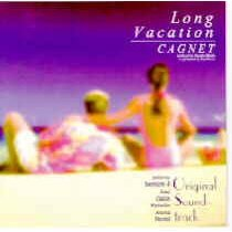 cagnet - long vacation CD 1996 toshiba - EMI used mint