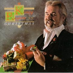 kenny rogers - christmas CD 1987 EMI capitol used mint