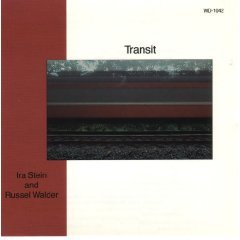 ira stein and russel walder - transit CD 1986 windham hill used mint