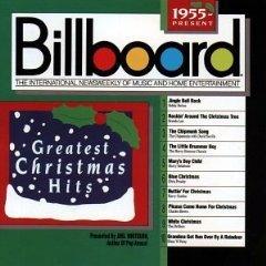 billboard greatest christmas hits 1955 - present CD 1989 rhino new