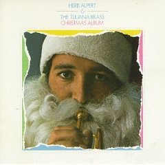 herb alpert & the tijuana brass - christmas album CD 1990 A&M made in japan used mint