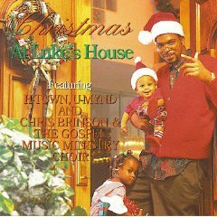 christmas at luke's house CD 1993 luke records used mint barcode punched