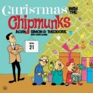 christmas with the chipmunks vol.1 - alvin simon & theodore CD 1980 EMI manhattan BMG Dir. 12 tracks