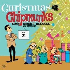 christmas with the chipmunks vol.1 - alvin simon & theodore CD 1980 EMI manhattan BMG Dir. 12 tracks