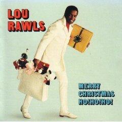 lou rawls - merry christmas ho! ho! ho! CD 1990 capitol used