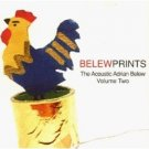 belew prints - the acoustic adrian belew volume two CD 1998 adrian belew used mint