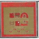 max lasser's ark - earthwalk CD 1987 CBS 11 tracks used mint