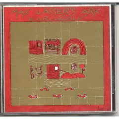 max lasser's ark - earthwalk CD 1987 CBS 11 tracks used mint