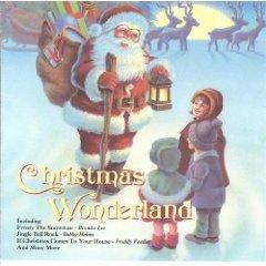 christmas wonderland - various artists CD 1993 MCA 10 tracks used mint