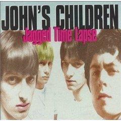 john's children - jagged time lapse CD 1997 new millennium UK used mint