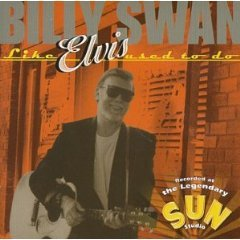 billy swan - like elvis used to od CD 2000 audium entertainment used mint barcode punched