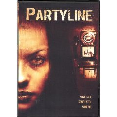 partyline starring greta blackburn and leif garrett  DVD 2007 new factory sealed