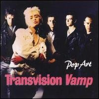transvision vamp - pop art CD 1988 uni MCA used near mint
