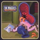 the maggies - cryptic valentine CD 2000 chickenman records new