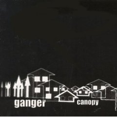 ganger - canopy CD ep 1999 merge records 5 tracks used mint
