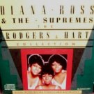 diana ross & the supremes - rodgers & hart collection CD 1987 motown 24 tracks used near mint