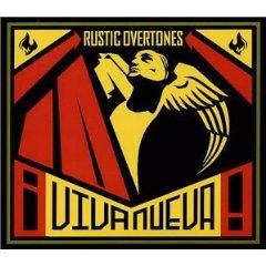 rustic overtones - viva nueva CD 2001 tommy boy used mint