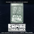the star wars trilogy - the empire strikes back CD 2-disc set 1997 RCA lucasfilm used mint