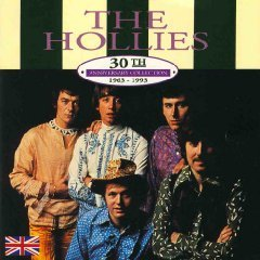 the hollies - 30th anniversary collection 1963 - 1993 CD 3-disc 1993 capitol emi mint liners notched
