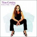 tina cousins - killing time CD 2000 zomba records 11 tracks used barcode punched