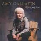 amy gallatin - the long way home CD 1998 happy appy records new