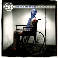 58 - diet for a new america CD 2000 americoma beyond used mint barcode punched