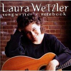 laura wetzler - songwriter's notebook CD 1998 nervy girl used mint