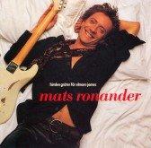 mats ronander - himlen grater for elmore james CD 1992 warner music  sweden 12 tracks used mint
