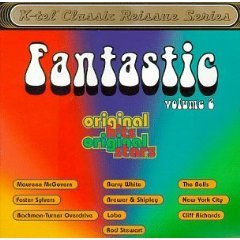 fantastic volume 2 - various artists CD 1997 polygram k-tel polymedia used mint