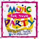 music for your party - various artists CD 1996 k-tel used mint