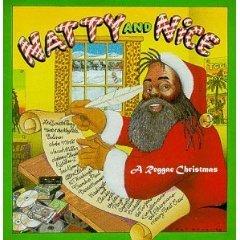 natty and nice a reggae christmas - various artists CD 1998 rhino brand new factory sealed