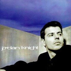 jordan knight - self-titled CD 1999 interscope used mint