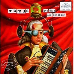 momus - the little red songbook CD le grand magistery used mint