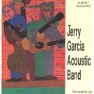 jerry garcia acoustic band - almost acoustic CD 1988 concensus reality grateful dead used mint