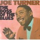joe turner - the boss of the blues CD 1981 atlantic used mint