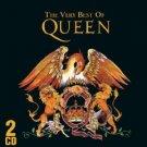 queen - the very best of queen CD 2-discs 1996 hollywood polygram canada mint