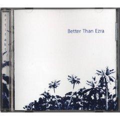 better than ezra - artifakt CD 2001 fudge records used mint