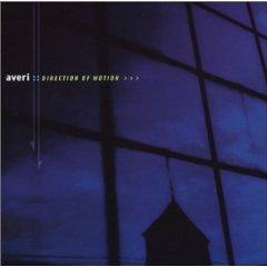 averi - direction of motion CD 2001 averi music used mint