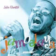 john boutte - jambalaya CD deluxe edition 2-disc set 2003 bose brand new factory sealed