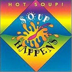 hot soup! - soup happens CD 2000 souper music brand new factory sealed